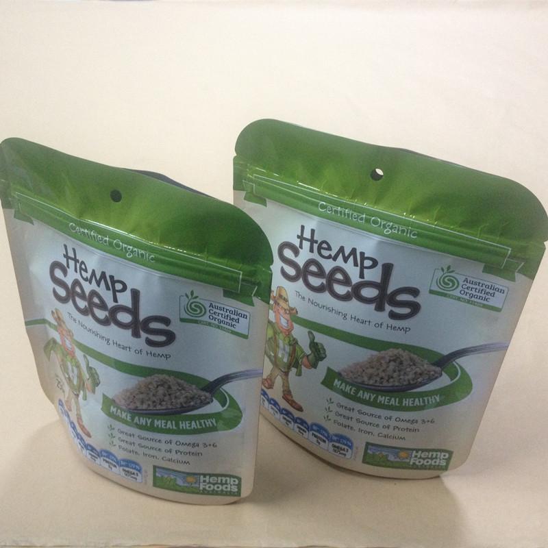 自立自封食品包装袋